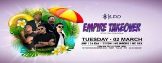 EMPIRE TAKEOVER at Kudo Beach Club