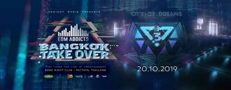 Bone Pattaya Present Bangkok Take Over EP3