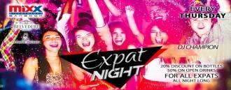 Expat Night Party at MiXX Bangkok