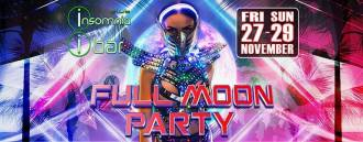 Club Insomnia presents Full Moon Party