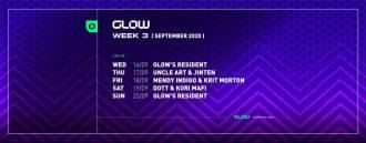 GLOW's Program September week #3