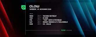 GLOW's Program : November week #4