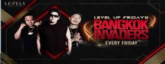 Level Up Fridays with Bangkok Invaders