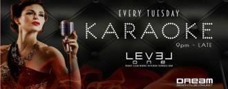 Sing! Karaoke at Level One by Dream Beach Club