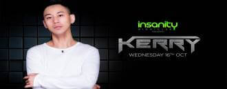 DJ Kerry Asian Invasion at Insanity Nightclub