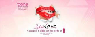 Bone Pattaya Present Ladies Night Party