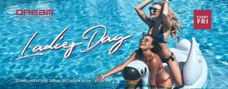 Ladies Day Friday at Dream Beach Club
