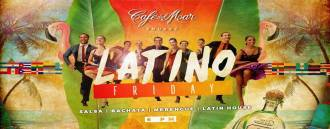 Latino Friday at Café del Mar Phuket