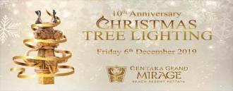 10th Anniversary Christmas Tree Lighting