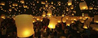 Loy Krathong Celebrations in Phuket