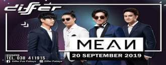MEAN Live at Differ Pattaya