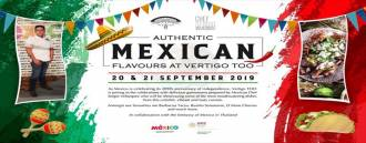 Authentic Mexican Flavours at Vertigo TOO