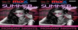 Mixx Pattaya presents Summer Nights
