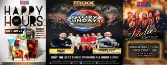 Mixx Discotheque presents 'GLORY SUNDAYS'