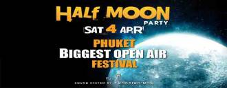 Half Moon Festival at Paradise Beach Club