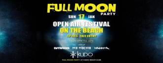 Half Moon Festival at Paradise Beach