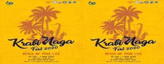 Krabi Naga Fest 2020