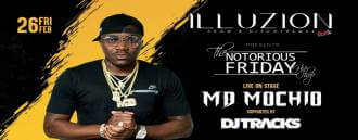 The Notorious Friday at Illuzion Phuket