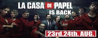 La Casa De Papel Party