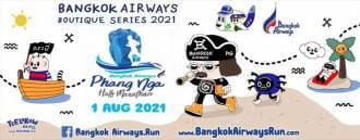 Bangkok Airways Phang Nga Half Marathon 2021
