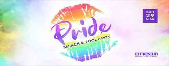 Pride Sunday Brunch & Pool Party at Dream Beach Club