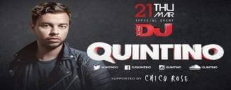 DJMAG Official Event w/ Quintino ft Chico Rose
