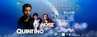 Bone Pattaya Present Quintino & TV Noise
