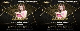 Tuesday Night w/ DJ RABBIIZZ at Differ