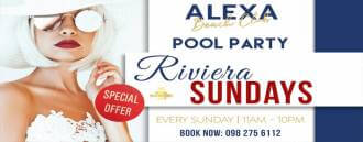 Riviera Sundays | Alexa Beach Club Pattaya