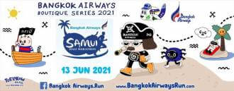 Bangkok Airways SAMUI Half Marathon 2021