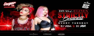 Strictly Divas of Eleven Ladies Night