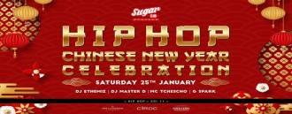 Sugar Club presents Hip Hop Chinese New Year