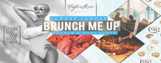 Sunday Brunch & Pool Party at Café del Mar