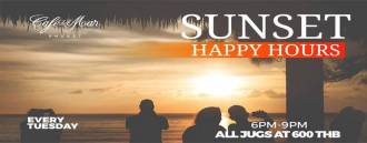 Cafe del Mar Phuket presents Sunset Happy Hours
