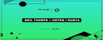 GLOW Friday w/ Neil Thorpe, Jinten & Gunya