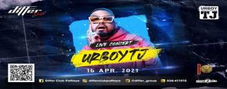 URBOYTJ LIVE CONCERT at Differ Club Pattaya