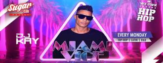 Sugar Phuket Presents: Miami Vice with DJ Kay