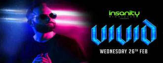 VIVID at Insanity Nightclub