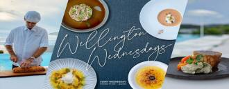 Wellington Wednesday at Kata Rocks