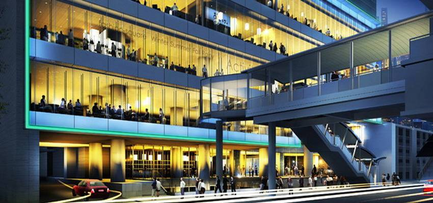 Silom Complex Bangkok Mall - Shopping Center Shopping Silom
