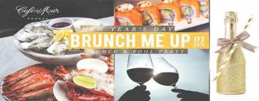 New Year's Day 2020 Brunch & Pool Party