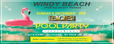 808 CLUB POOL PARTY