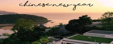 Chinese New Year at Anantara Layan Phuket Resort