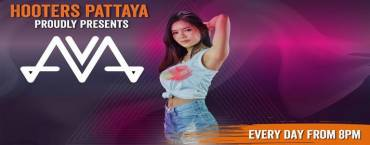 Hooters Party Terrace w/ DJ AVA