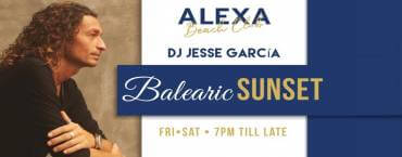 Balearic Sunset | Alexa Beach Club Pattaya