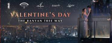 Valentine's Day the Banyan Tree Way