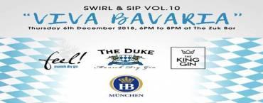 """Swirl & Sip Vol. 10 """"Viva Bavaria"""""""