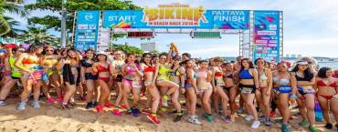 CentralFestival Bikini Beach Race 2019