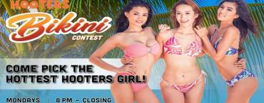Bikini Contest at Hooters Pattaya