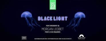 Catch Beach Club Phuket presents Blacklight